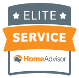 All Around Door is a HomeAdvisor Service Award Winner